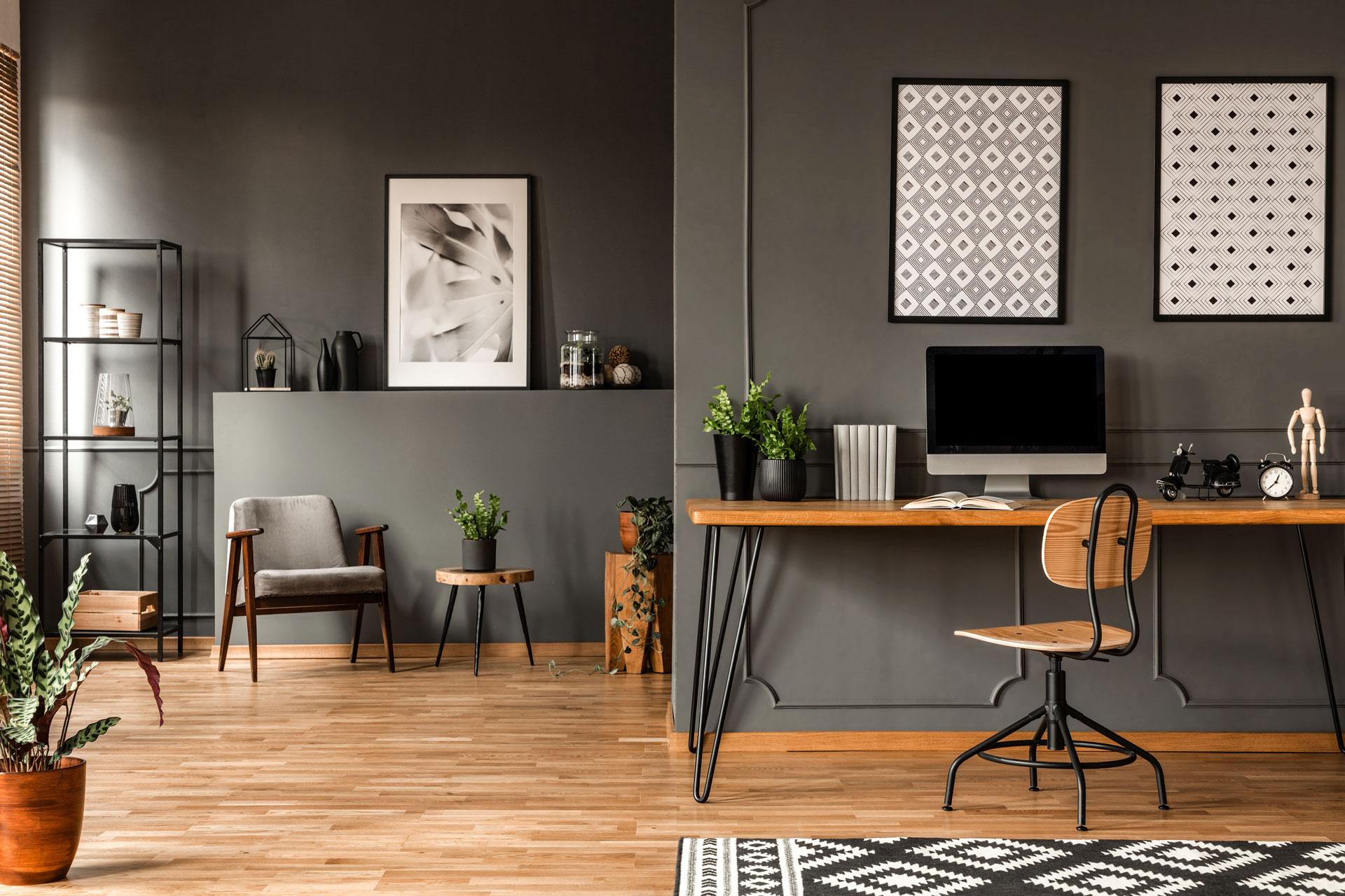 Daheim arbeiten: So richten Sie das Home-Office ein!