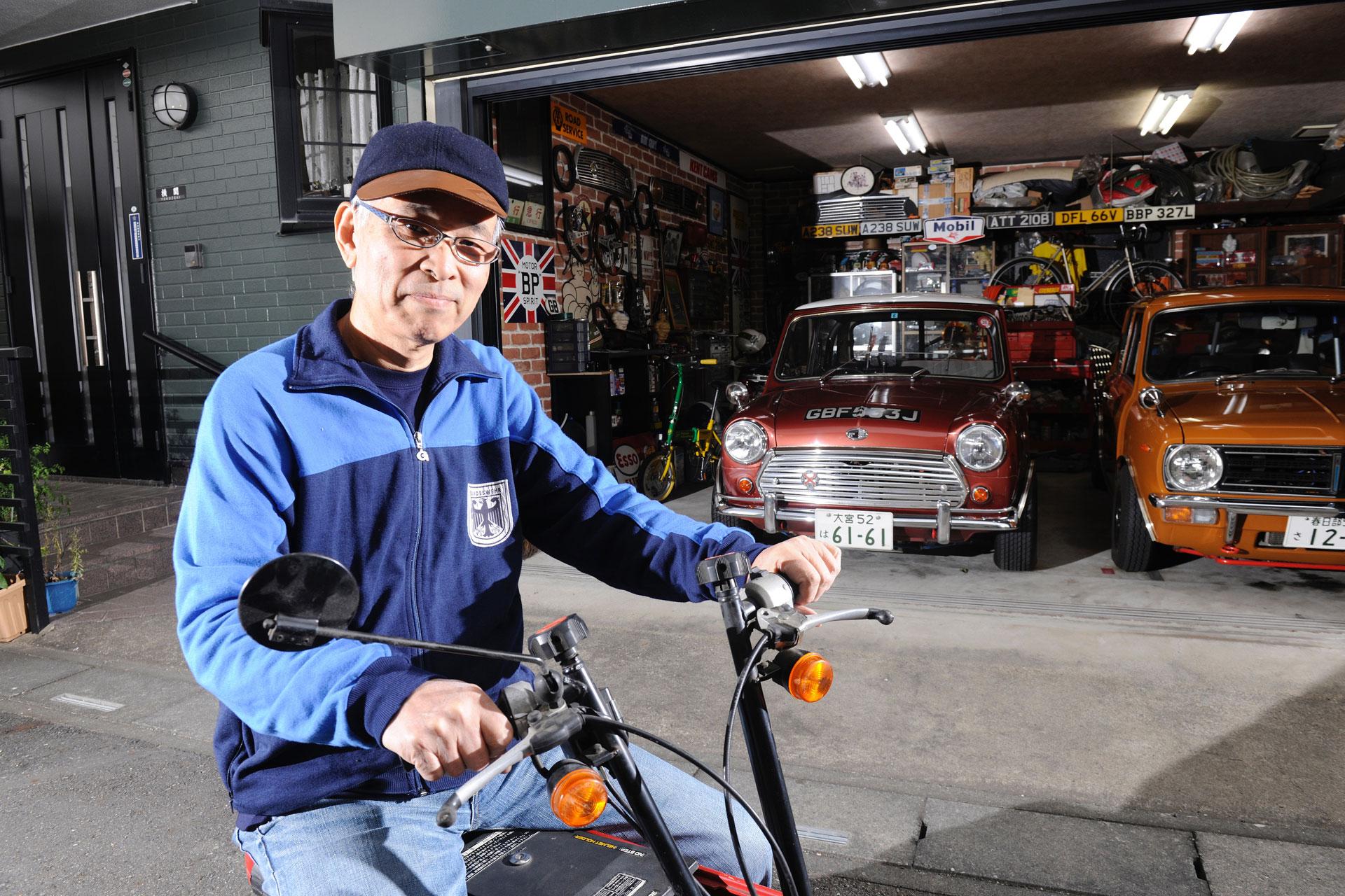 Nippon –Neue Klassiker und das Leben mit dem Auto