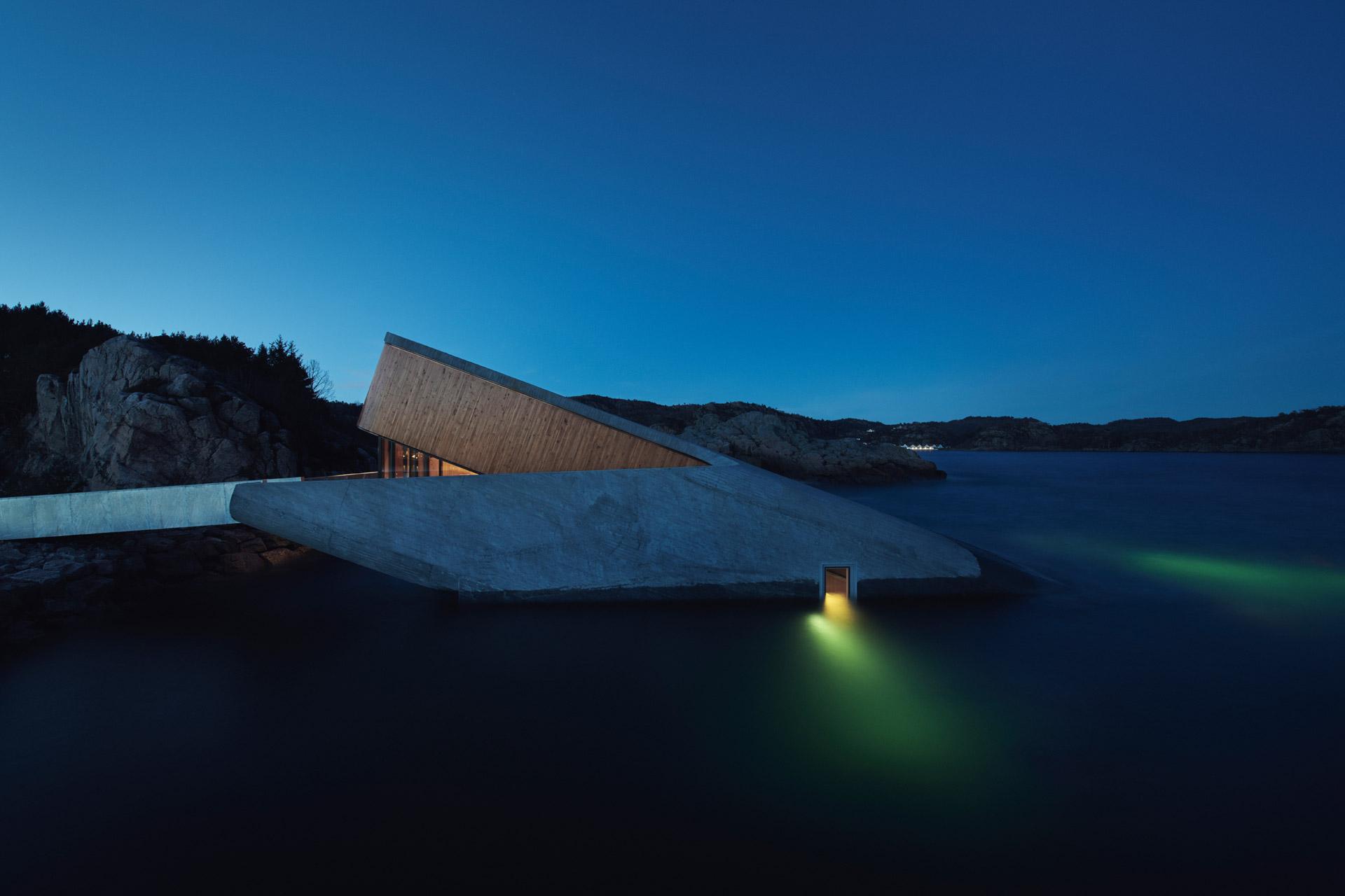 """""""Under"""": Bipolare Architektur"""