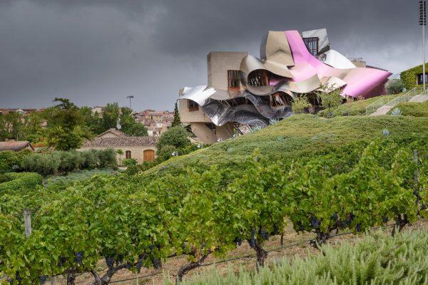 Ein weiteres von Gehry entworfenes Museum in Spanien