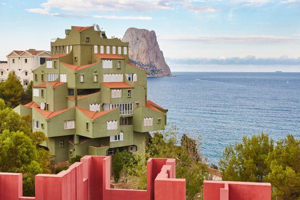 Muralla Roja, Alicante