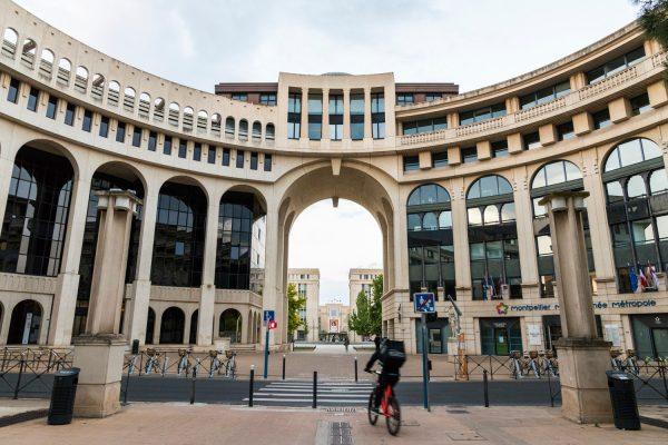 Quartier Antigone, Montpellier