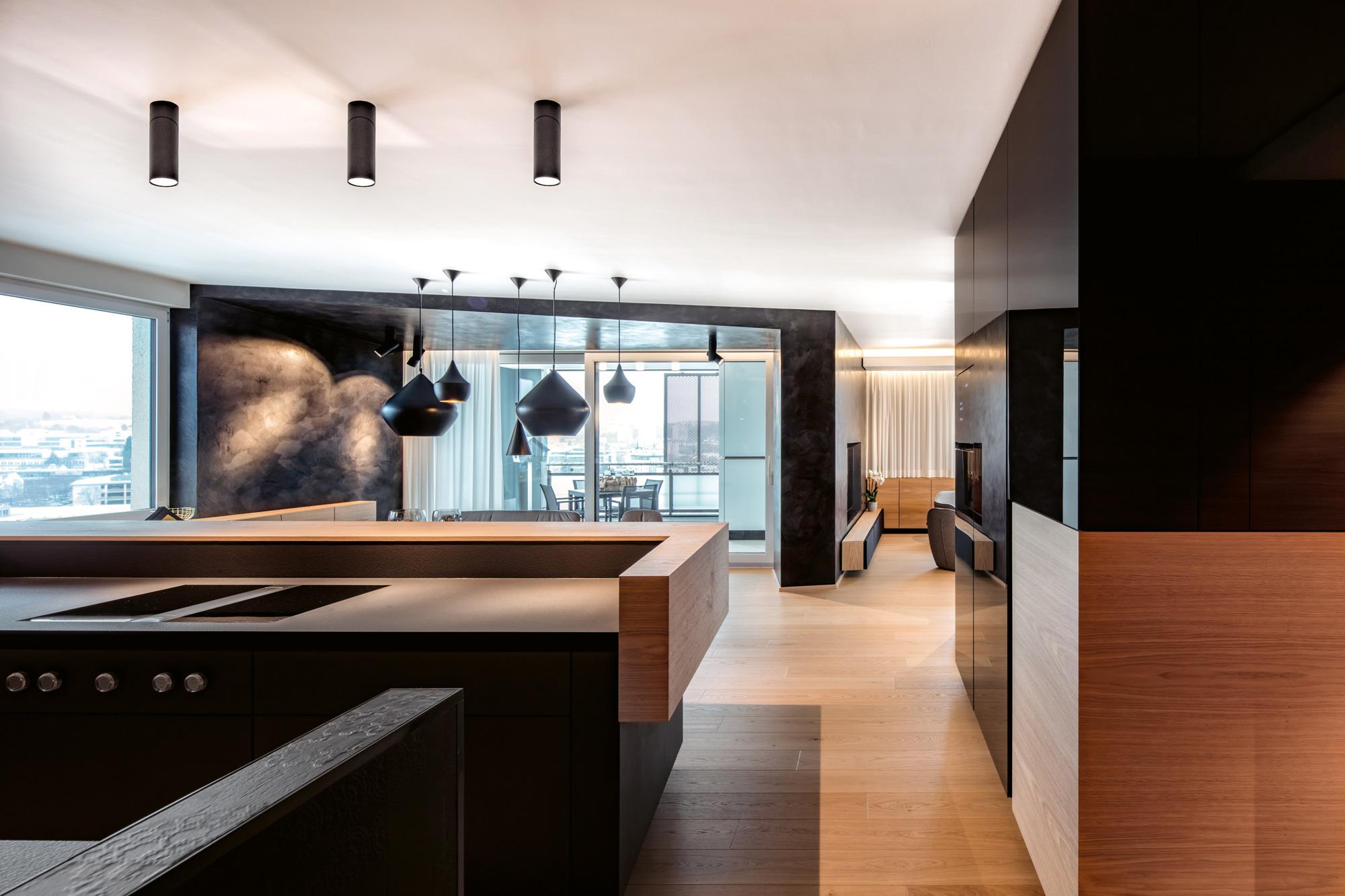 PH 56 – Aus einem Standardrohbau wird ein exklusives Penthouse