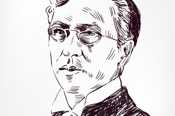 Skizze Vasily Kandinsky