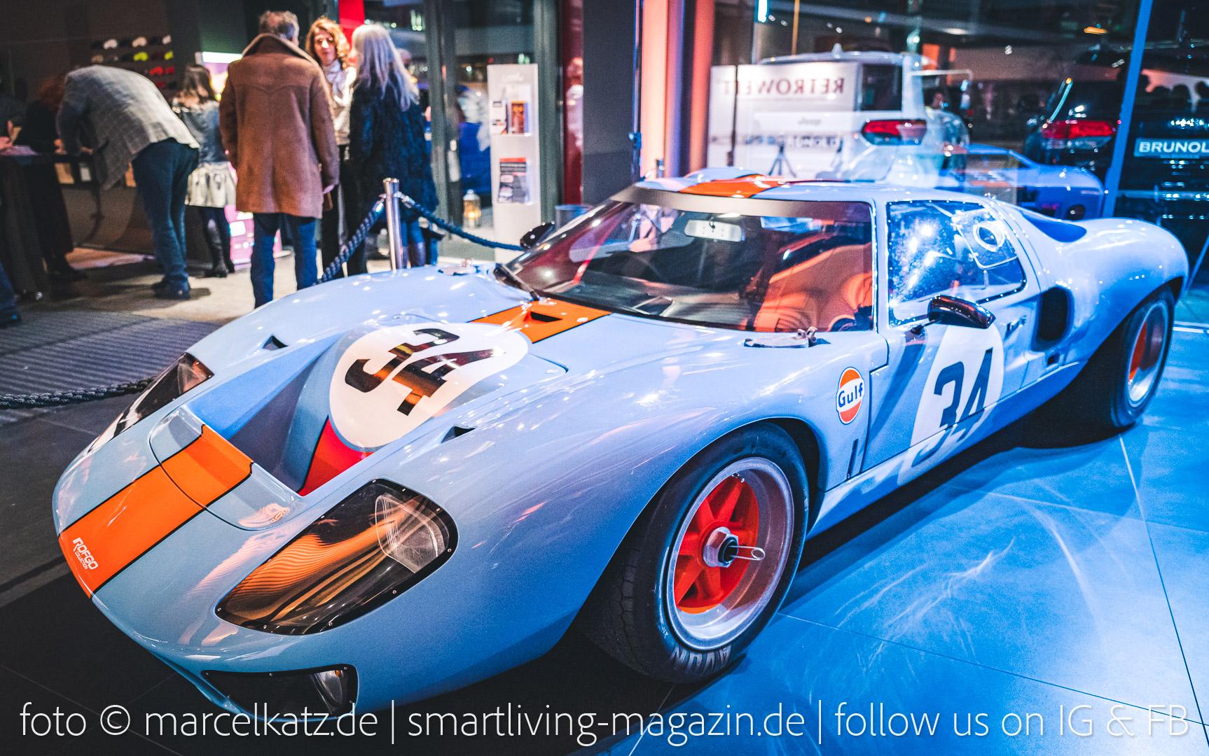 Retro Classics 2020 –Zum 20. mal in Stuttgart